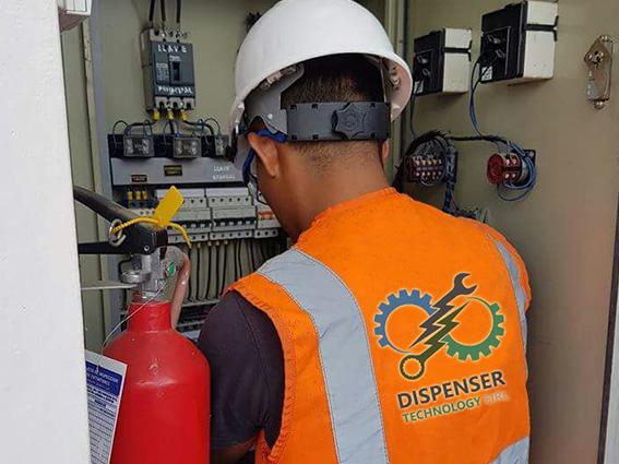 Mantenimiento preventivo y correctivo de tableros eléctricos